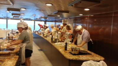 Cooking class on Riviera