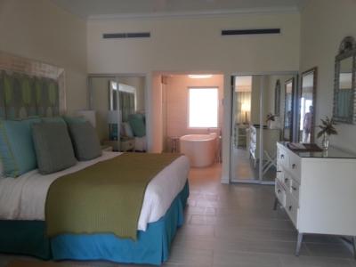 Junior suite at Rendezvous