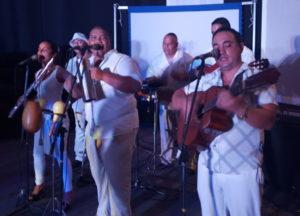 Cuban musicians at Paradisus Princesa Del Mar