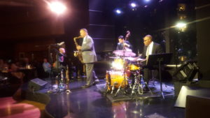 Dizzy's Jazz in Manhatten