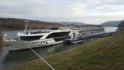 Tauck River Cruises along Danube