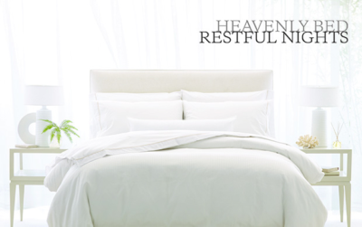 Heavenly Beds at Westin hotels