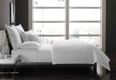 contemporary Bedding at Westin hotels