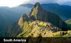 South America Destinations