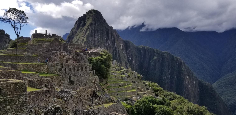 Citadel at Machu Picchu